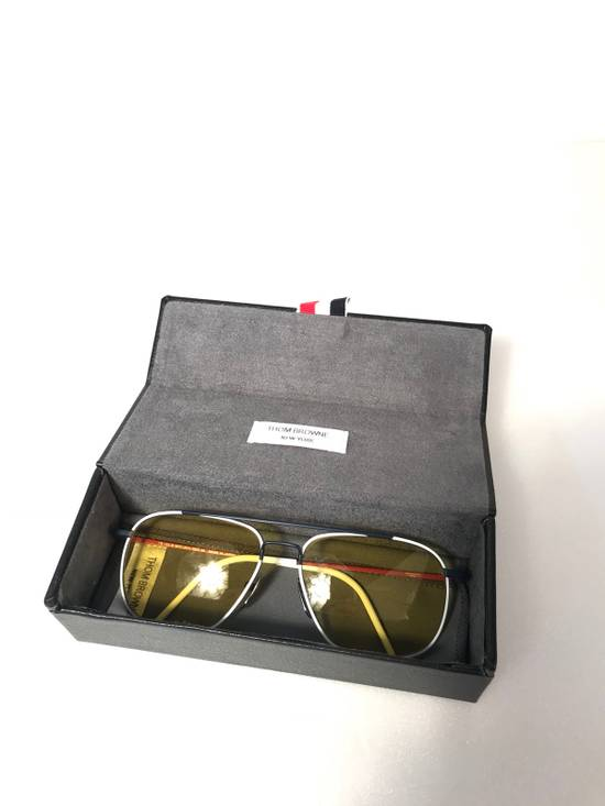 Thom Browne Rare Thom Browne Tinted Yellow Sunglasses Size ONE SIZE