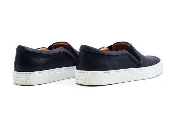 Givenchy Givenchy Men's Black Leather Skate Shoe Slip Ons Size Size US 11 / EU 44 - 2