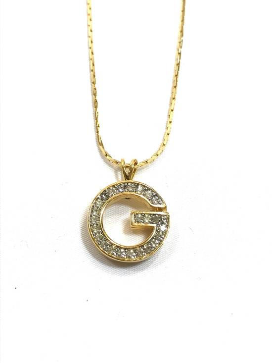 Givenchy Iced Out 'G' Chain Size ONE SIZE