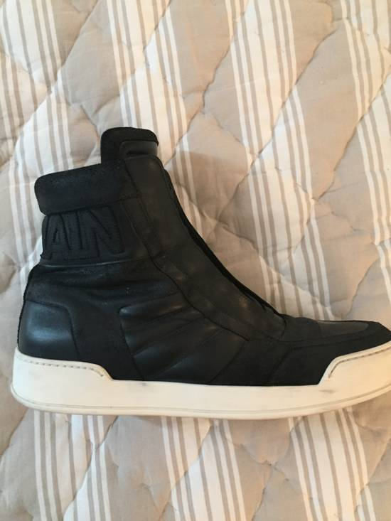 Balmain Balmain Logo Sneakers Size US 11 / EU 44 - 4