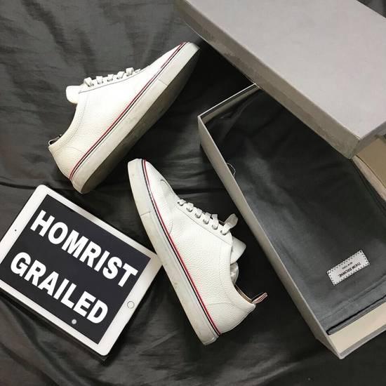 Thom Browne Cap-toe Grained Leather Size US 8 / EU 41