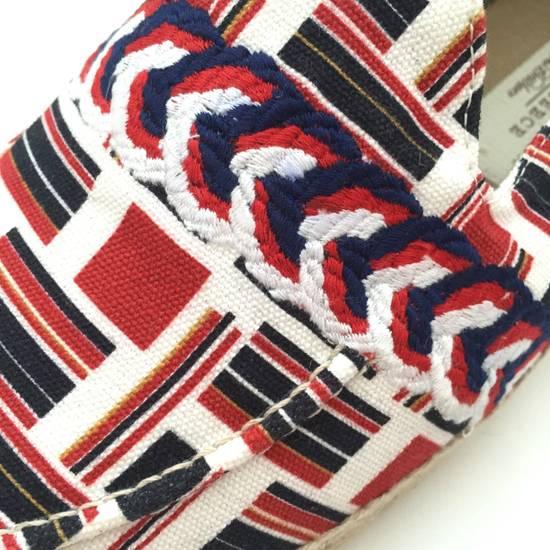 Thom Browne Flag Print Espadrille Shoes NWT Size US 9 / EU 42 - 6
