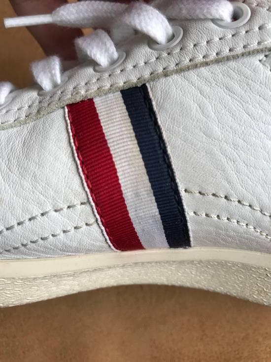 Thom Browne Black Fleece Tennis Shoes Size 8.5 Size US 8.5 / EU 41-42 - 3