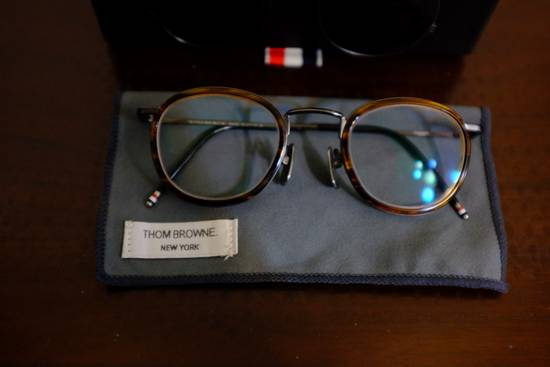 Thom Browne TB710 - clip on glasses Size ONE SIZE