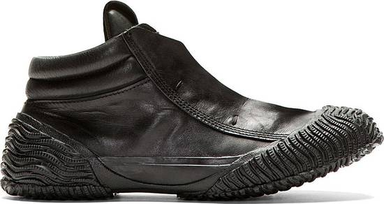 "Julius Leather ""Wave Tread"" Sneaker Size US 6.5 / EU 39-40 - 8"