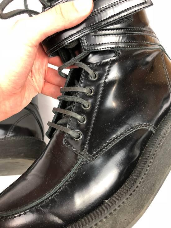 Givenchy Finl price! Aw12 Ranger Creeper Boots Size US 11 / EU 44 - 2