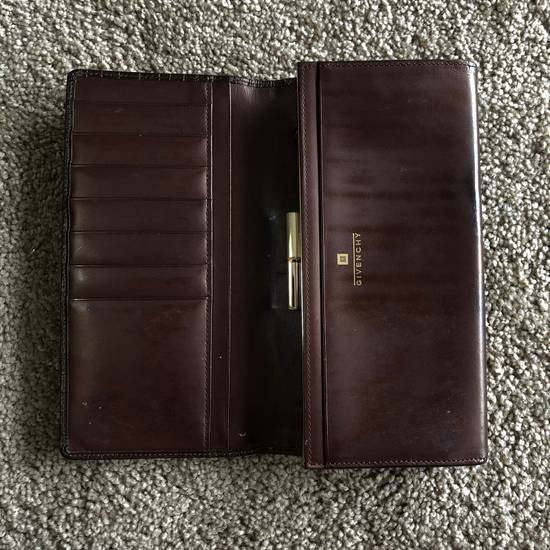 Givenchy Canvas Wallet Size ONE SIZE - 1