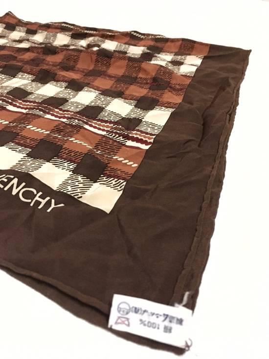 Givenchy Vintage Givenchy Silk Scarf Stripe Silk Scarves Size 30 - 3