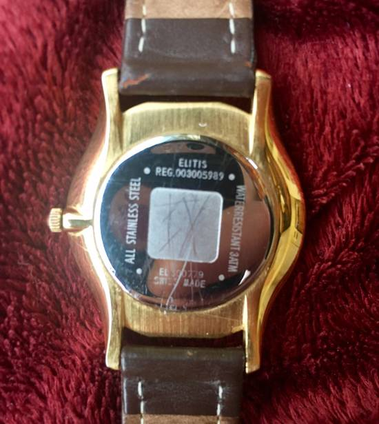 Givenchy Vintage Men's Wristwatch ELITIS Size ONE SIZE - 3