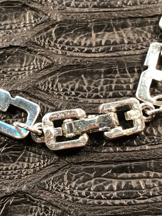 "Givenchy 22"" Silver Twist Chain Size ONE SIZE - 1"