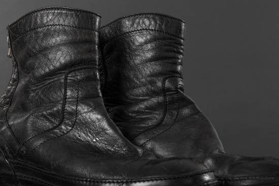 Julius = last drop = engineer leather boots Size US 9.5 / EU 42-43 - 1