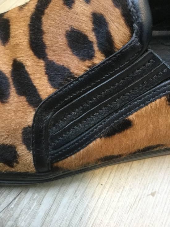 Balmain !GRAIL! Leopard slip-on sneakers Size US 7 / EU 40 - 8