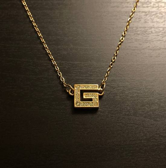 """Givenchy ❗️FLASH SALE❗️Iced Out """"G"""" Chain Size ONE SIZE - 3"""