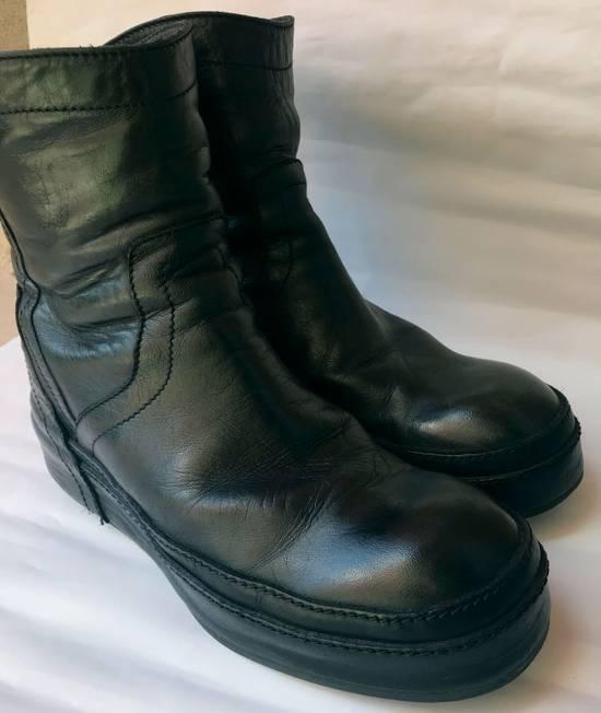 Julius Hidden Heel Engineer Boots. MA_Julius SS11 Size US 9.5 / EU 42-43 - 6