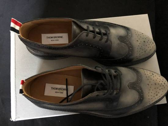 Thom Browne Thom Browne's distressed longwing brogues size 10 US / 44.5 europe Size US 10 / EU 43 - 7