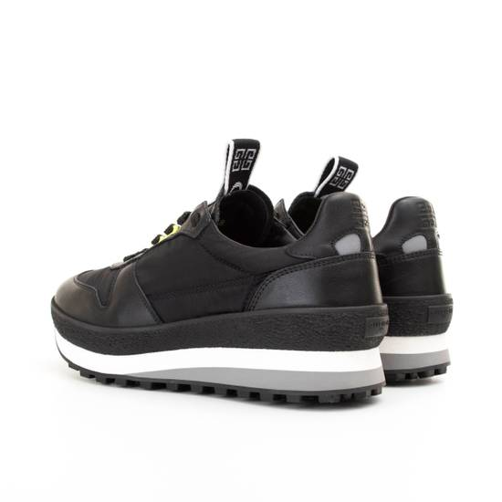 Givenchy Black TR3 Runner Sneakers Size US 6.5 / EU 39-40 - 4