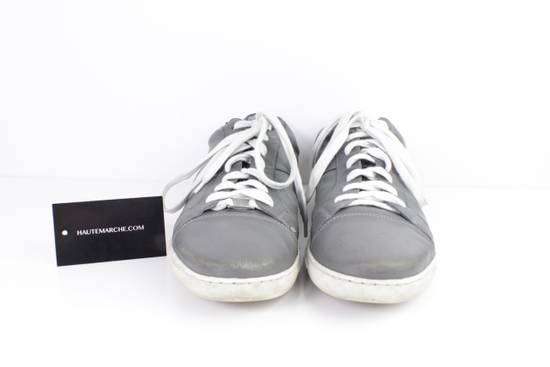 Givenchy Givenchy Grey Leather Shoes Size US 10 / EU 43