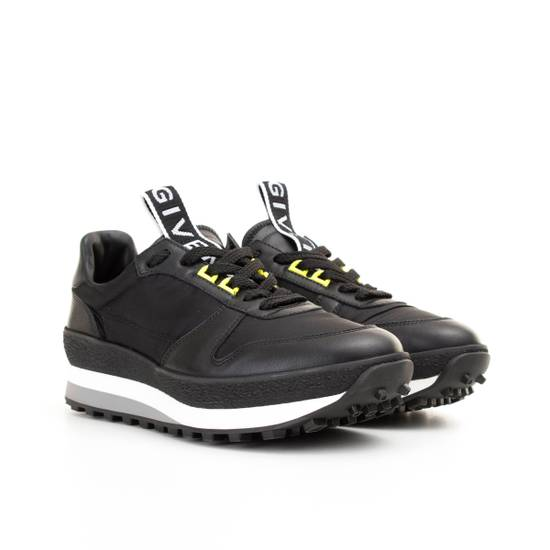 Givenchy Black TR3 Runner Sneakers Size US 6.5 / EU 39-40