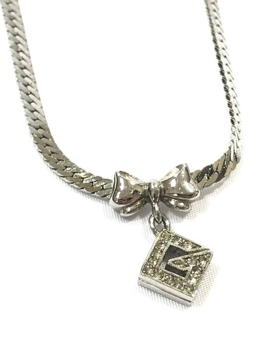 Givenchy Iced Out G Chain Size ONE SIZE