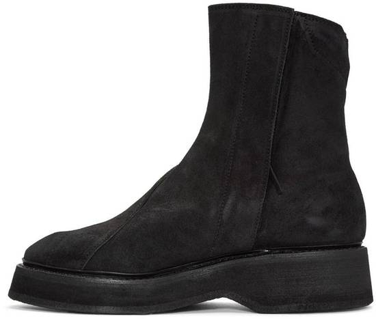 Julius FW16 twisted zip-up boots, NWB Size US 9 / EU 42 - 8