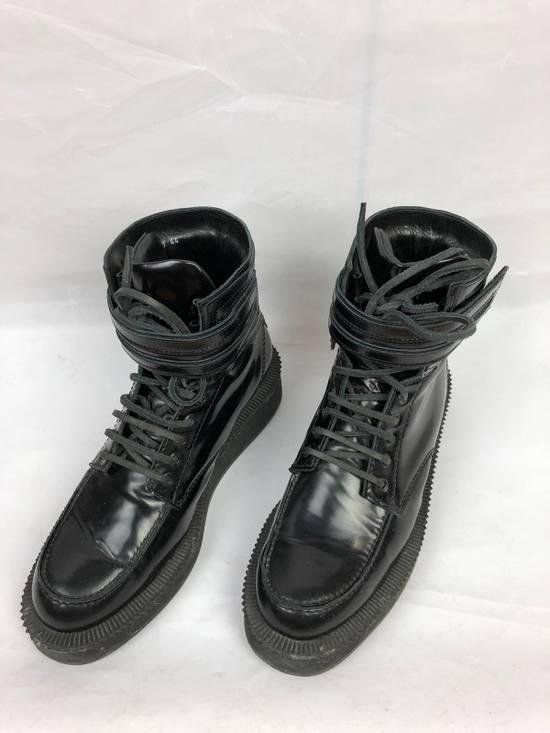 Givenchy Finl price! Aw12 Ranger Creeper Boots Size US 11 / EU 44
