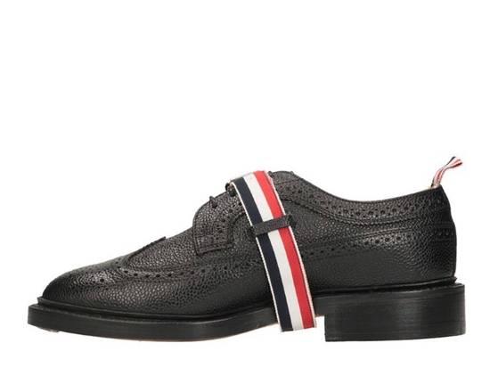 Thom Browne Brand New Thom Browne Classic Stripe Leather Lace up Size US 6 / EU 39 - 3