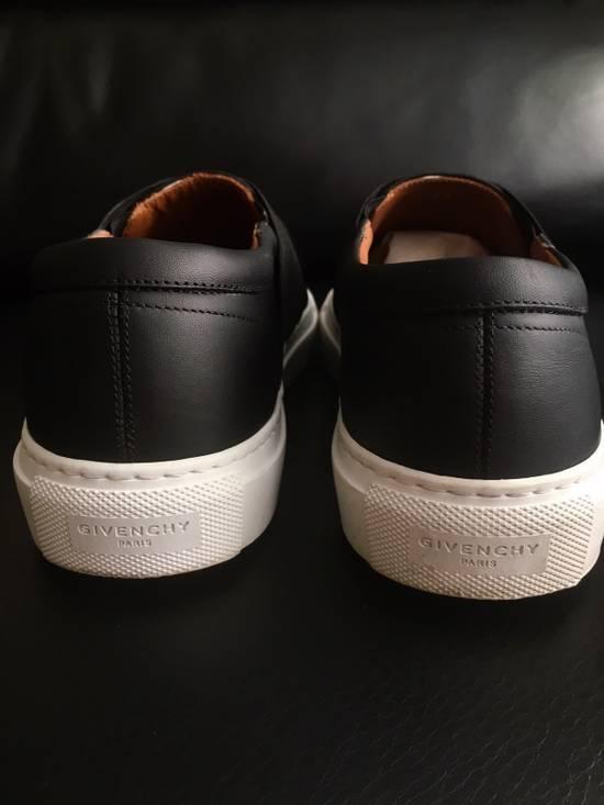 Givenchy Cross Strap Leather Slip-on Sneaker Size US 6 / EU 39 - 4