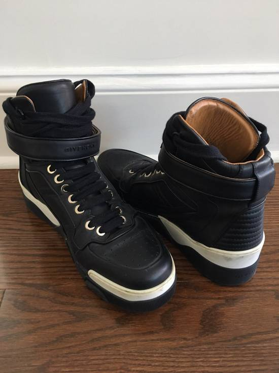 Givenchy High Top Sneakers Size US 12 / EU 45 - 1