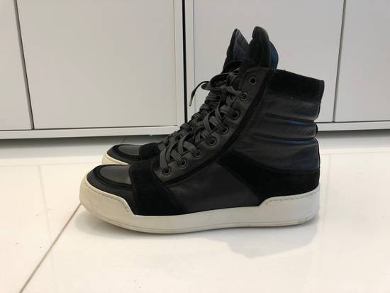 Balmain Balmain Classic High Top Sneakers Size US 10 / EU 43 - 3