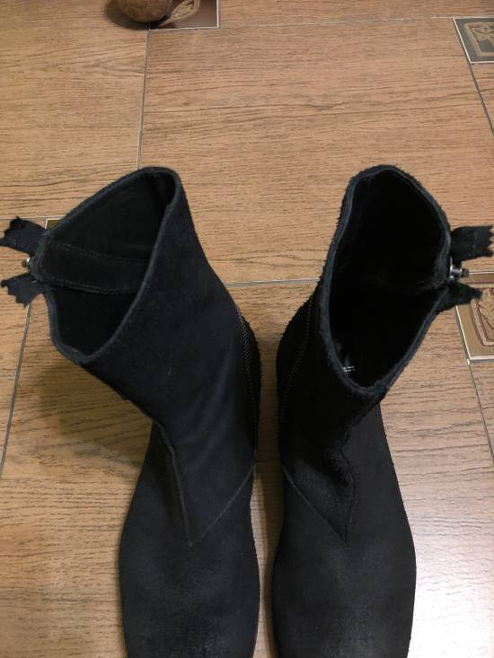 Julius Reverse Leather boots Size US 8 / EU 41 - 2