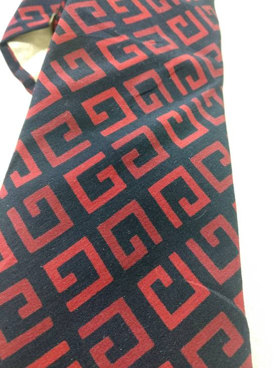 Givenchy Givenchy monogram made in france 100 silk ties Size ONE SIZE - 2