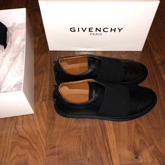 Givenchy new! black band sneakers Size US 9 / EU 42 - 2
