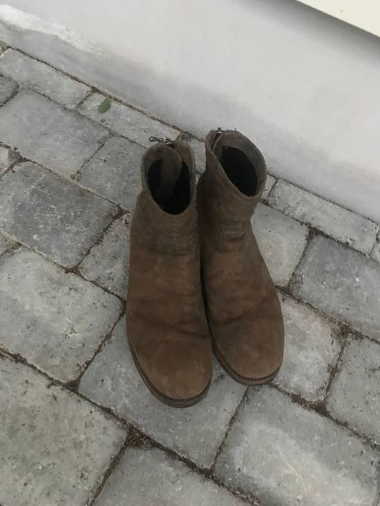Julius Engineer/Backzip Boots (Size 2) Size US 9.5 / EU 42-43 - 5