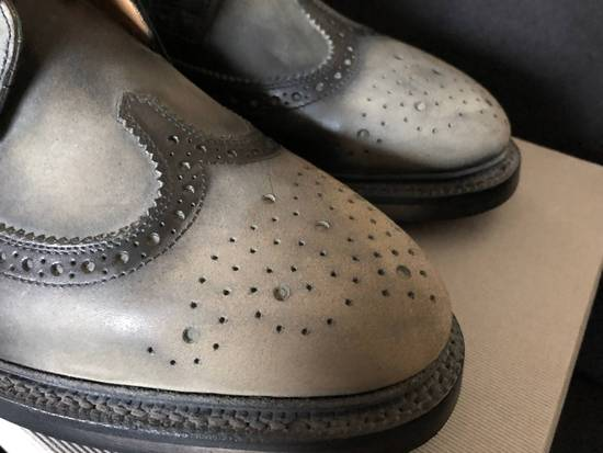 Thom Browne Thom Browne's distressed longwing brogues size 10 US / 44.5 europe Size US 10 / EU 43 - 3