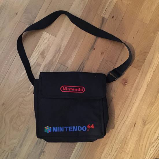 Nintendo Nintendo 64 Bag Size one size - Bags & Luggage for
