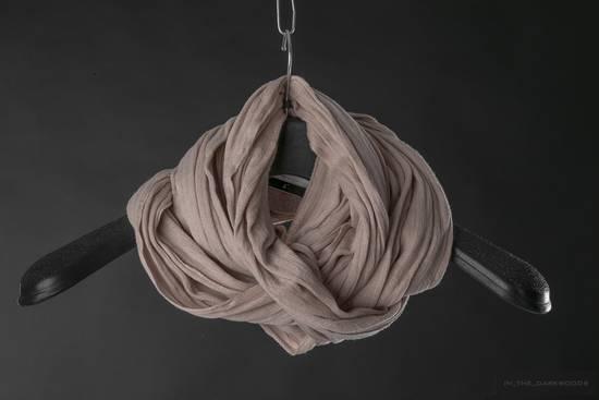 Julius = last drop = 2007SS cotton knit scarf Size ONE SIZE - 2