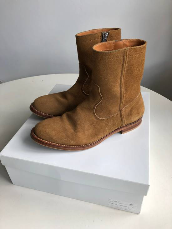 Unused Side Zip Boots UH0350 Size US 8 / EU 41 - 1