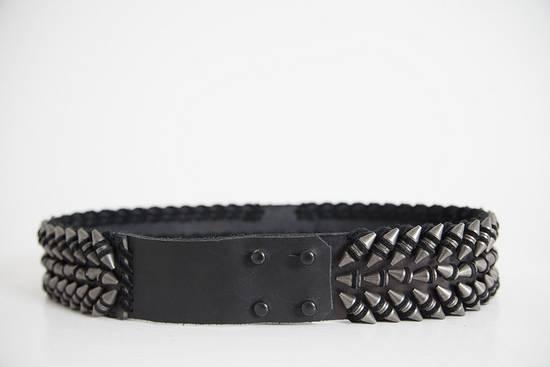 Balmain 2010 black bullet belt Size 30 - 1