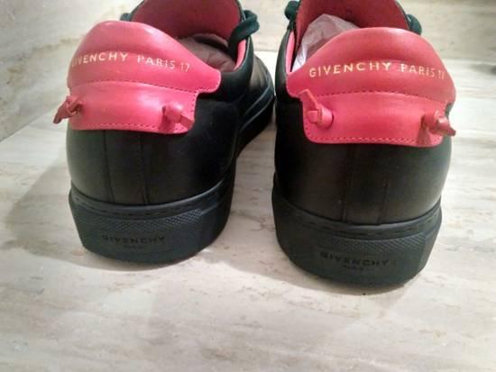 Givenchy Men's Black Urban Knots Leather Sneakers Size US 9.5 / EU 42-43 - 3
