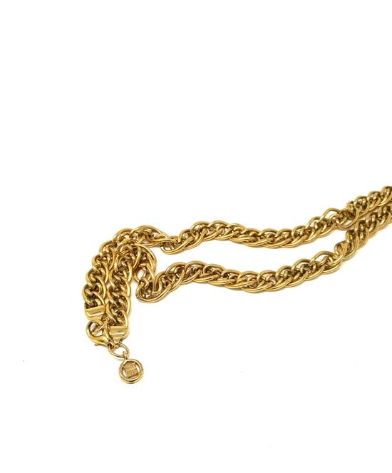 "Givenchy 24"" Gold plated necklace Size ONE SIZE"