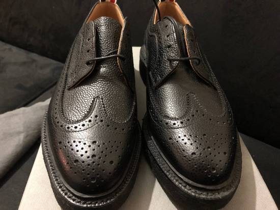 Thom Browne thom browne classic longwing with crepe sole in pebble size 7US Size US 7 / EU 40 - 3
