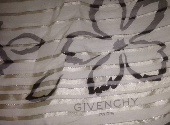 Givenchy combo 3 givenchy scarf/shawl,100% silk Size ONE SIZE - 5