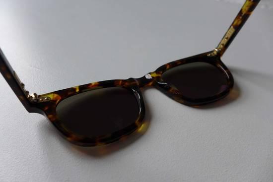 Thom Browne TB-403 Sunglasses - Tokyo Tortoise Size ONE SIZE - 10