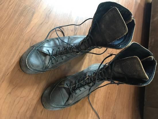 Julius Combat Boots (fit 9-9.5US) Size US 9 / EU 42