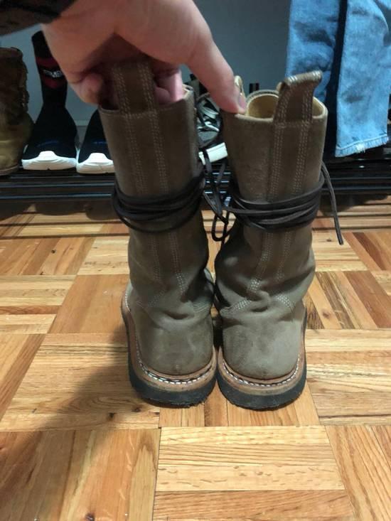 Balmain FW11 Military Ranger Boots (fit big) Size US 9 / EU 42 - 3