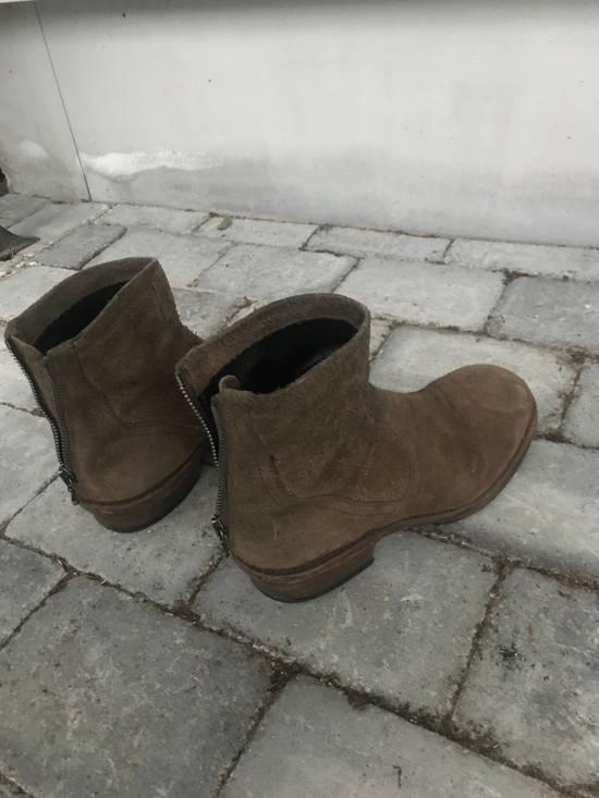 Julius Engineer/Backzip Boots (Size 2) Size US 9.5 / EU 42-43 - 7
