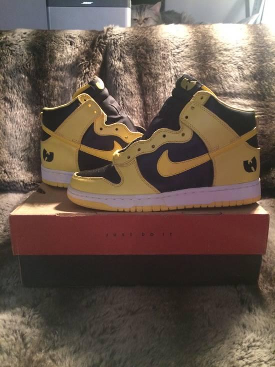 Nike 1999 Wu tang dunks Size US 7.5 / EU 40-41 - 8