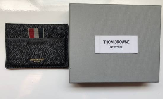 Thom Browne Thom Browne Card Case Size ONE SIZE - 1