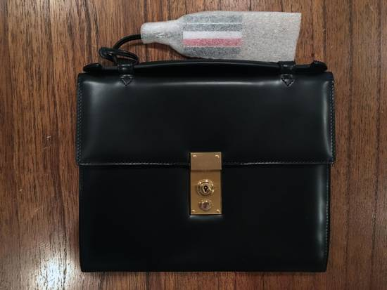 Thom Browne Thom Browne Leather Tablet Case Size ONE SIZE - 1