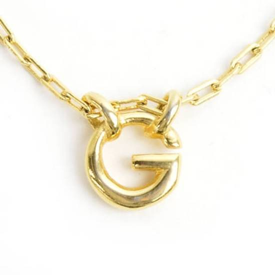Givenchy Gold Logo Necklace Size ONE SIZE - 4
